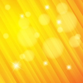 Yellow shiny background