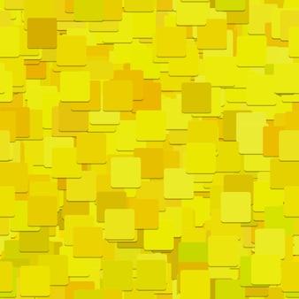 黄色の正方形の背景