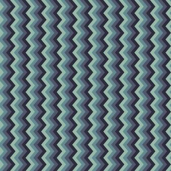 Zig-zag strips pattern