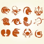 Zodiac Sign Collection
