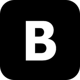 B square logo