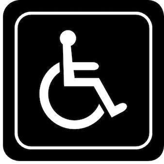 Behinderte Zeichen