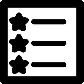Bewertung Datei