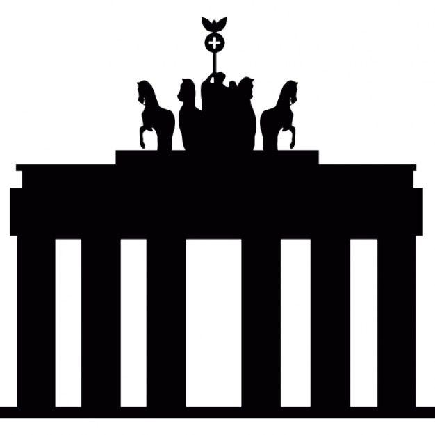 Brandenburger Tor in Berlin (Deutschland)