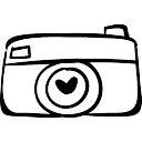 Kamera Herz Vektoren Fotos Und Psd Dateien Kostenloser Download
