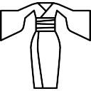 Frauen Kimono
