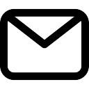 Geschlossen Postumschlag
