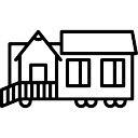 haus auf r dern download der kostenlosen icons. Black Bedroom Furniture Sets. Home Design Ideas