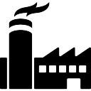 Industrie-Architektur Gebäude