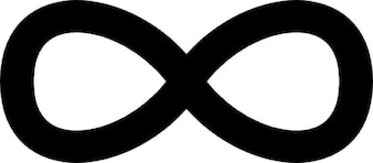 Infinity sign