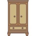 Schrank gezeichnet  Kleiderschrank | Download der kostenlosen Icons