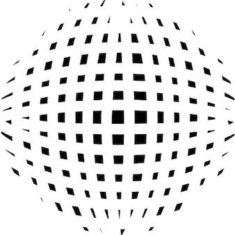 Kreisförmigen Muster