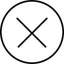kreuz in einem kreis auf einem menschlichen k rper silhouette download der kostenlosen icons. Black Bedroom Furniture Sets. Home Design Ideas