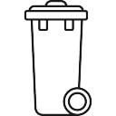 m lltonne mit recycling symbol download der kostenlosen. Black Bedroom Furniture Sets. Home Design Ideas