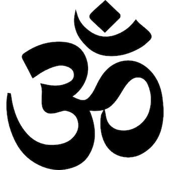 Pranava, om, ios-7-Schnittstelle Symbol