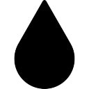 Regentropfen Nahaufnahme