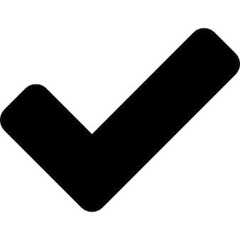 Richtige Symbol