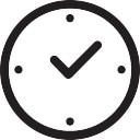 Uhr  Kreis Uhr Werkzeug | Download der kostenlosen Icons