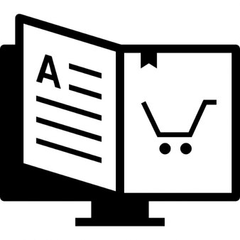 Shopping-Broschüre