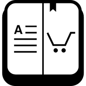 Shopping-Buch