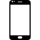 Iphone Vektoren, Fotos und PSD Dateien | kostenloser Download Iphone Silhouette Icon