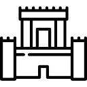 Solomon Tempel in Jerusalem