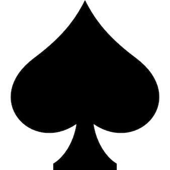 Spaten-Symbol