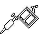 Tätowierung-Maschine