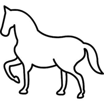 schachfigur pferd