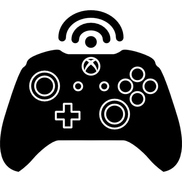 Xbox einem Wireless-Kontrolle