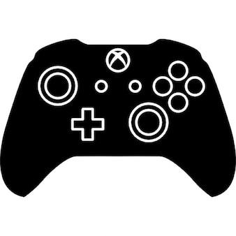 Xbox-Steuerung für eine