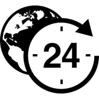 24 ore notizie dal mondo giornale