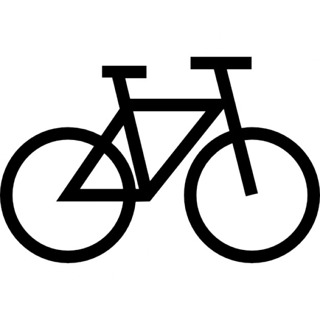 Bicicletta, simbolo interfaccia ios 7