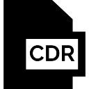 Cdr Simbolo Formato Di File Scaricare Icone Gratis