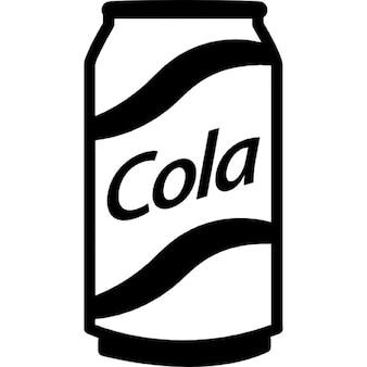 Cola può