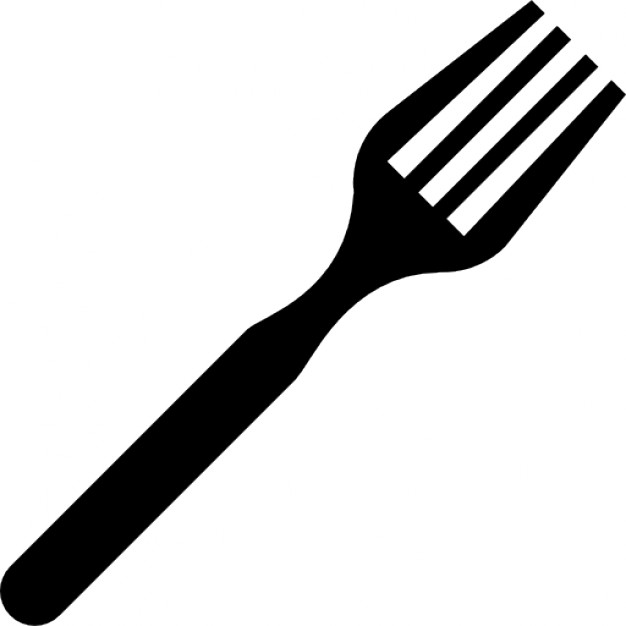 Fork in diagonale