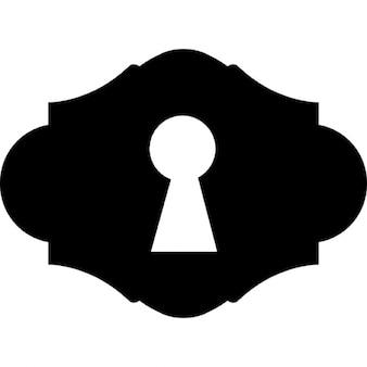 Forma del foro chiave