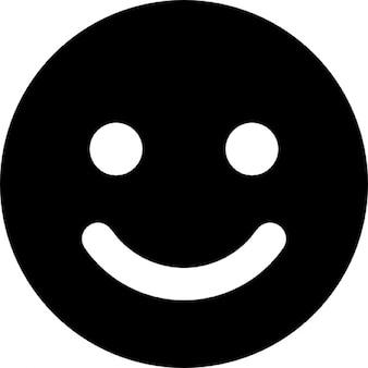 Fronte di sorriso