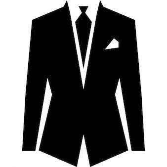 Giacca e cravatta abito