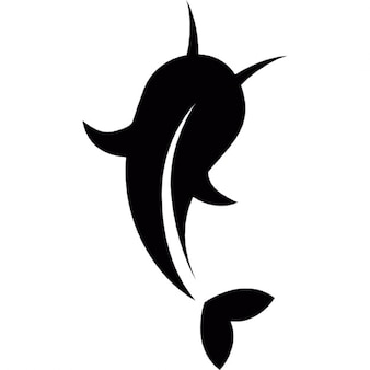Giappone pesci koi da Vista posteriore