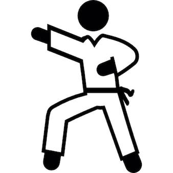 Karate maestro