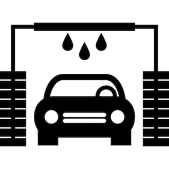 Lavaggio auto, struttura commerciale