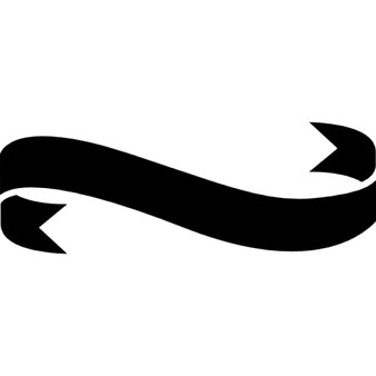 Nastro bandiera nera