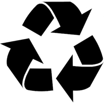 Simbolo del riciclaggio