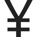 Simbolo dello yen