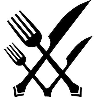 Simbolo posate