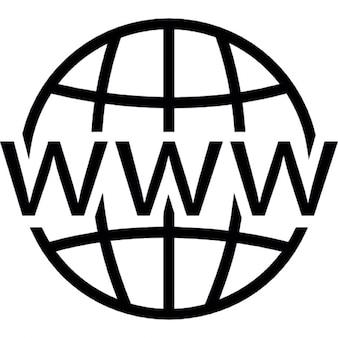 World wide web su rete
