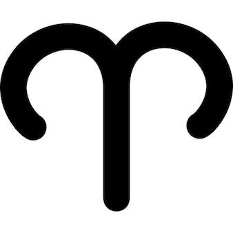 Aries teken