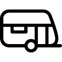 Wielen huis voor vakantie iconen gratis download - Bibliotheek wielen ...