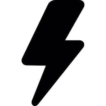 Elektrische stroom symbool